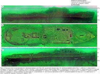 Одесские подводные археологи объявили о новых находках на Змеином